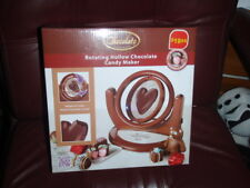 Nostalgia Chocolate Electrics rotating hollow chocolate candy maker NEW IN BOX