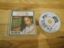 "CD Pop Jess - Ten Steps Back 3"" Pock It (2 Song) MCD UNIVERSAL / CHEYENNE REC"