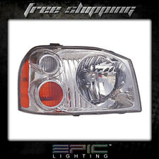 Fits 2001-04 Nissan Frontier XE Pickup Headlights Headlamps Right Passenger Only