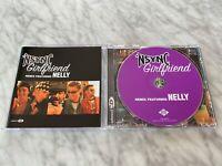 NSYNC Girlfriend CD Single 2002 Jive Remix Feat. Nelly Justin Timberlake RARE!
