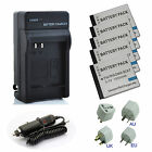DMW-BCK7E CAMERA BATTERY / CHARGER FOR PANASONIC LUMIX DMC-FS18 DMC-FS16 DMC-S3
