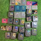 Lot of 25 *AUTHENTIC* NES games no duplicates