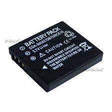 DMW-BCE10 DMWBCE10 Battery for Panasonic Lumix DMC-FS3 FS5 FS20 FX30 FX33