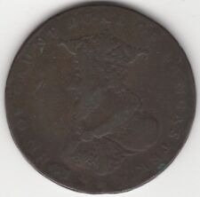 1789 Wicklow Halfpenny Mule Token   Rare   Tokens   Pennies2Pounds