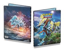 Pokemon Portfolio SOLE E LUNA OMBRE INFUOCATE Album carte 10 pag da 9 tasche