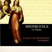 Capella De Ministrers - Misteri D'elx [CD]