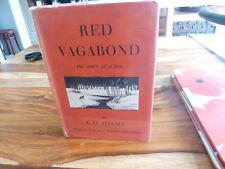 NEW NATURALIST INTEREST BB WATKINS PITCHFORD RED VAGABOND EXCELLENT 1ST EDITION