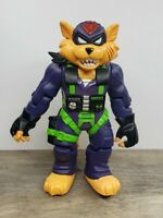 Vintage Remco 1994 Swat Kats Razor Action Figure Loose Hanna Barbera Cats Rare!