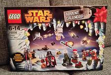 SELTEN - NEU LEGO STAR WARS ADVENTSKALENDER - 75056 von 2014 CALENDER ADVENTS