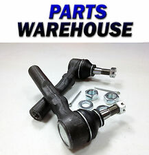 2(Pair) Outer Tie Rod Ends - Left Driver And Right Passenger - 1 Year Warranty
