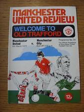 05/03/1977 Manchester United v Manchester City  (Token Removed)