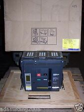 New Square D Nw 08 N Masterpact Wl1Aar64A3S Air circuit Breaker 800 amp Lsiga
