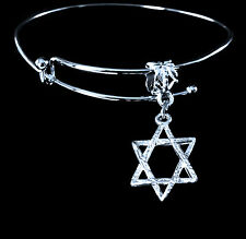 Star of David bracelet huge sale best jewelry gift Jewish star religious