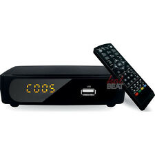 Coby CSTB-600 USB Multimedia Player Digital Converter Box for Standard Analog TV