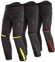 Dainese Tempest 2 D-Dry Hommes Pantalon Moto Imperméable Touring Ventilé Thermo