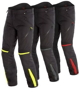 Dainese Tempest 2 D-Dry Men's Biker Trousers Waterproof Touring Vented Thermal