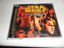 CD  Labyrinth des Bösen 1 - Gunrays Geheimnis
