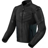 Giacca moto Rev'it Revit Arc h2o nero 4XL black jacket impermeabile waterproof