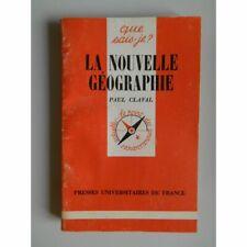 La nouvelle géographie / Claval, Paul / Réf40680