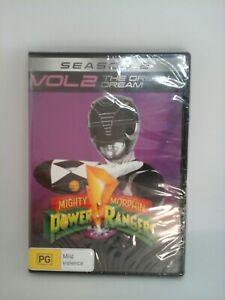MIGHTY MORPHIN POWER RANGERS SEASON 2 VOL 2 THE GREEN DREAM DVD