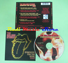 CD singolo ROLLING STONES sympathy for the devil remix 2003 ukABKCO DECCA (S17)