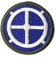 WWII US ARMY 35TH INFANTRY DIVISION SLEEVE INSIGNIA PATCH