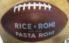 Football - Full Size, Synthetic, Leather, Rice-a-Roni