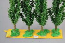 V808 FR maquette Ho train diorama Ref 8631 4 ex peuplier Itale 170mm tronc bois