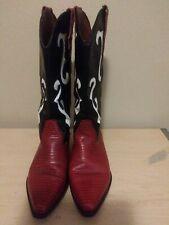 Nice Ladies Sz 8M Nine West Cowboy Boots