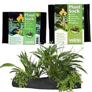 Velda Plant Sock - Pflanzkorb für Teichpflanzen Teichrandbepflanzung Bachlauf