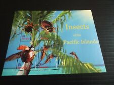 TUVALU 2005 SG MS1159 INSECTS MNH
