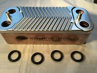 Biasi Riva Advance M110.32SM/C & M110B Boiler DHW Plate Heat Exchanger BI1161100