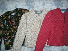Vera Bradley Adult's Vintage Clothing #2 Quilted Jackets, Skirts, Dresses + More