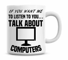 Computers PC Coffee Mug Funny Gift Gaming Computer Gifts, Presents & Ideas 106