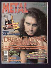 METAL SHOCK 191/1995 DREAM THEATER MERCYFUL FATE ROKO CELESTIAL SEASON POWER