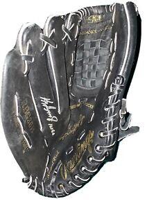 Ken Griffey Jr Signed 10x GG Auto Baseball Glove Rawlings Fastback Model TRISTAR