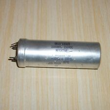 vintage MALLORY 1000 MFD  capacitor  150 VDC