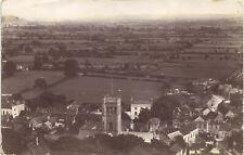 Axbridge. General View & Church.