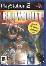BLOWOUT - PS2 (USATO EX NOLEGGIO)