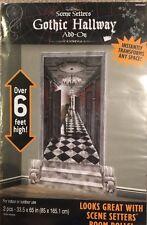Gothique Couloir Poseurs de Scène Ajouts Décoration Murale Kit Halloween