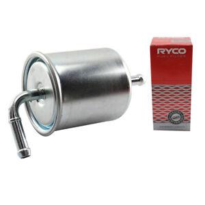 Ryco Fuel Filter for Nissan NX NXR N14 2.0L 4cyl 10/1991-9/1995 (Z387)