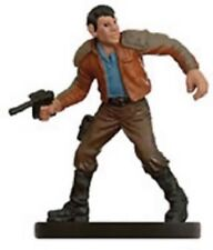 Legacy of the Force ~ HUMAN SCOUNDREL #47 Star Wars miniature