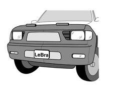 LeBra Front End Mask 55589-01 Fits Toyota Tacoma Black