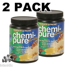 BOYD CHEMI-PURE ELITE 11.74 OZ. [2 PACK] CARBON ION FILTER IN NYLON MESH BAG