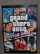 Grand Theft Auto Vice City PC 2003 Retail Long Box BRAND NEW Factory Sealed GTA