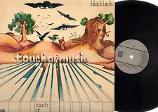 LP BLACKBIRDS TOUCH OF MUSIC ORIGINAL GERMANY 1971 OPP 5-34 KRAUT PROGRESSIVE