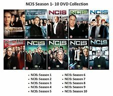 NCIS Complete Series 1-10 DVD Boxset Collection Season 1 2 3 4 5 6 7 8 9 10 New