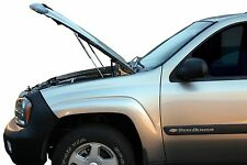 Chevy Trail Blazer Hood Quick LIFT PLUS Gas Struts Springs Prop Damper Shocks