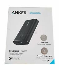 Anker PowerCore+ 10050 Portable Charger 10,050 mAh USB PowerBank w/ Quick Charge