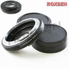 Af confirmer Canon FD mount lens to Nikon f mount adapter D4 D600 D800 D3200 D5200